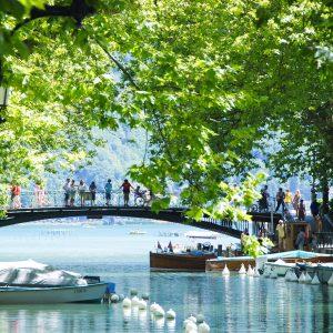 Le cadre de vie à Annecy