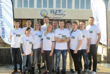 Les étudiantes et les étudiants MPh remportent le challenge national 2015
